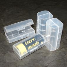 26650 Hard Battery Case