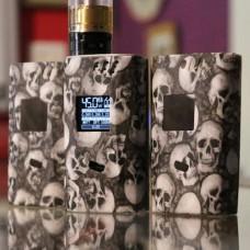 Smok Alien Skulls Silicone Skin