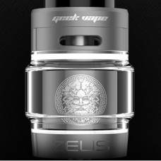 Geek Vape Zeus Dual Coil RTA Bubble Glass