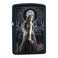 Zippo - Maidens Vessel By Anne Stokes