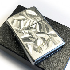 Zippo - Leaf Design