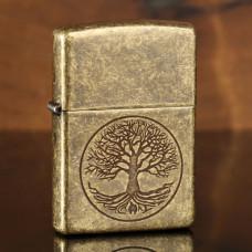 Zippo - Tree of Life