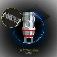 eLeaf EC-M Coils for iJust / Melo (5 Pack)