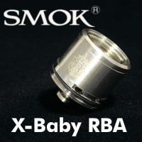 SMOK TFV8 X-Baby RBA Kit