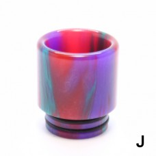 Resin Wide Bore TFV8 Drip Tip