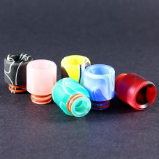 510 Drip Tip - Short Acrylic
