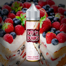 Dip 'n Dunkz - Berry Glazed Sponge Cake 60ml