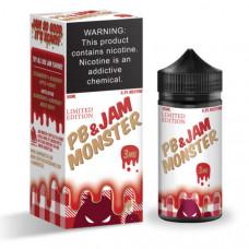 Jam Monster - Strawberry PB & Jam