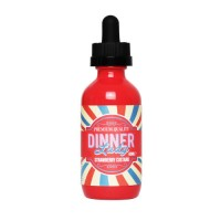 Dinner Lady - Strawberry Custard 60ml